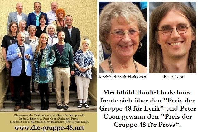 Mechthild Bordt-Haakshorst & Peter Coon