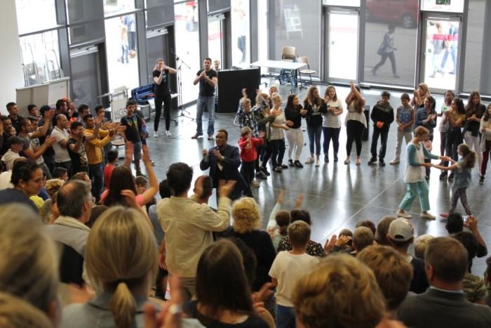 Rapper mit Engagement gegen Rassismus: Martin Rietsch alias 2schneidig