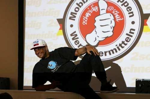 Engagiert gegen Mobbing, Gewalt und Rassismus: Martin Rietsch alias 2schneidig