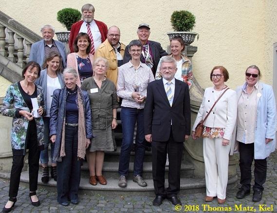 """Ausschreibung des Literaturwettbewerbs 2018 der """"Gruppe 48"""""""