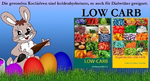 Oster-Kochideen auch für Diabetiker