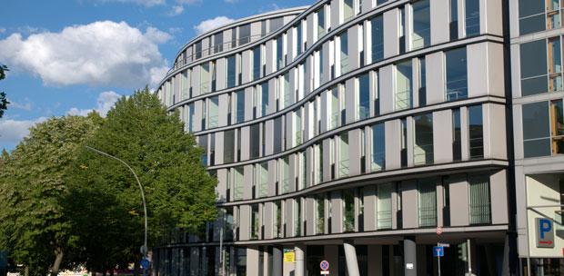 Firmensitz der Stöben Wittlinger GmbH in Hamburg