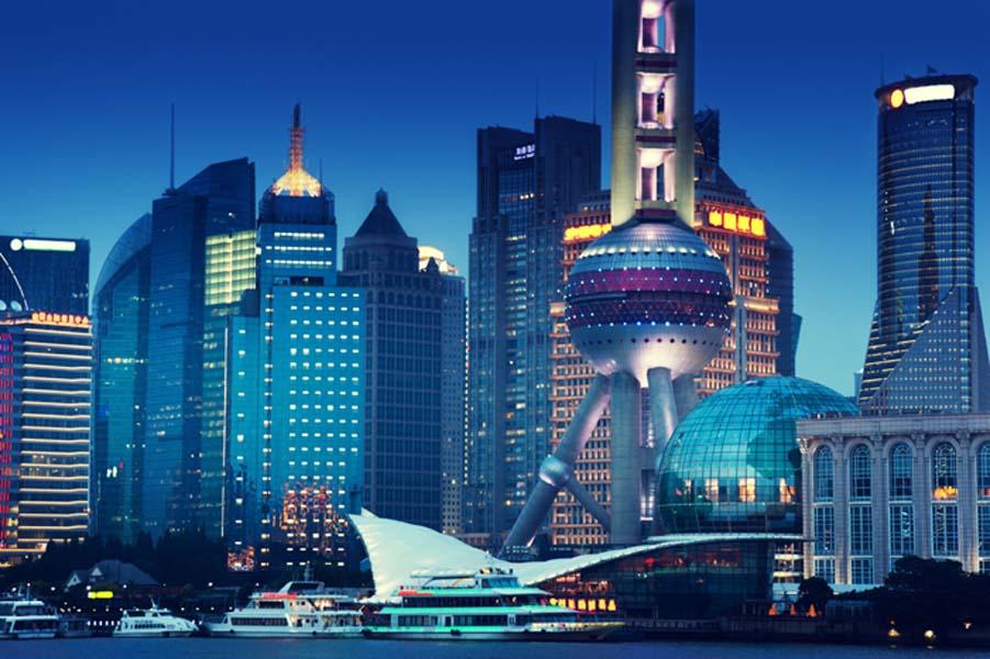 Als Partner kann sich BLP nun direkt in Shanghai empfehlen