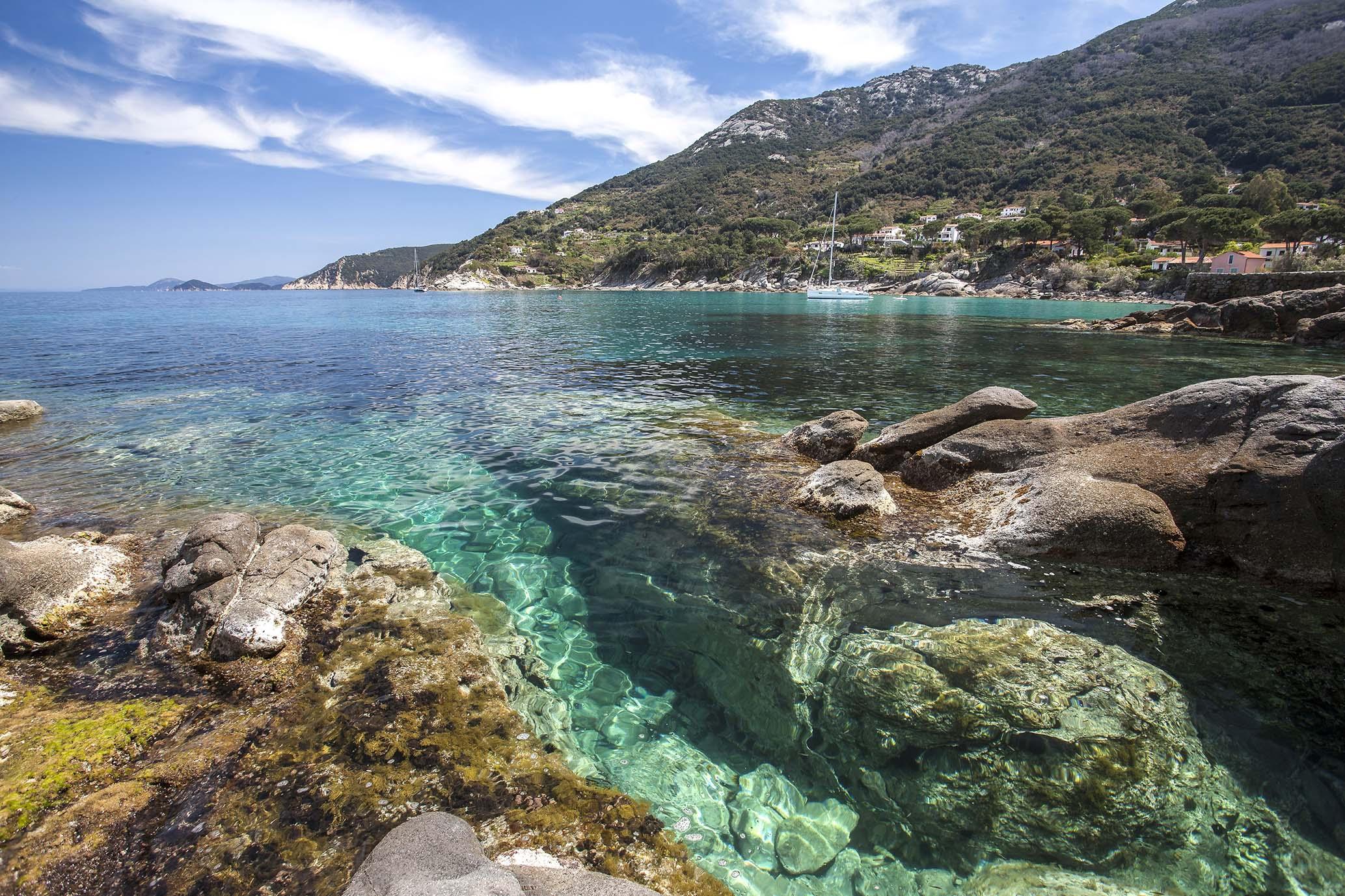 Capo Sant Andrea Elba Toskana