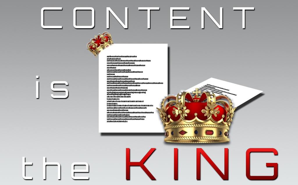 Inhalt ist der König - FenixAM Webdesign - SEO und Webseitengestaltung in Frankfurt am Main