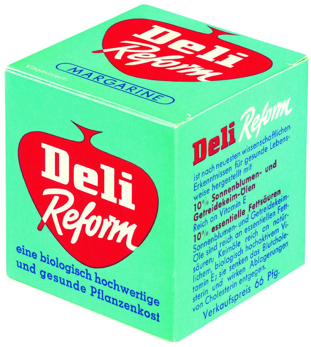 Deli Reform Margarine 1959