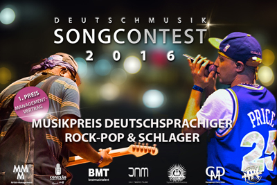 Deutschmusik Song Contest 2016