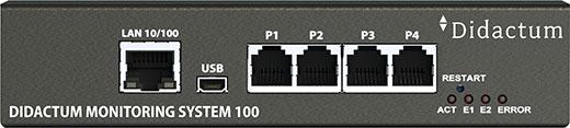 Didactum Monitoring System