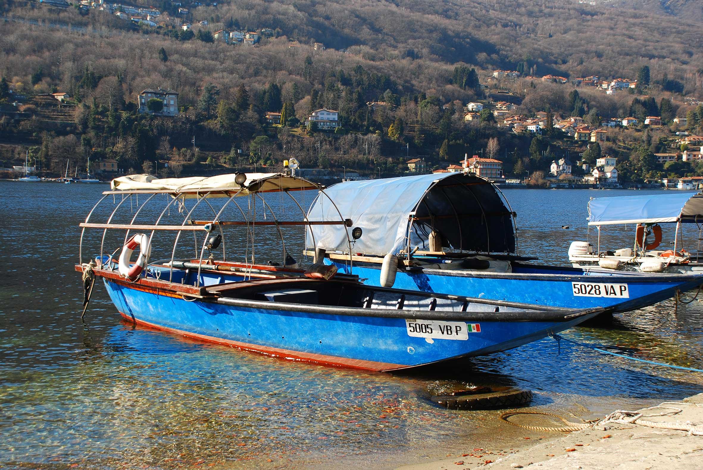 Fischerboote © Roberto Maggioni