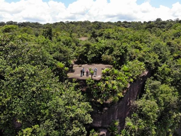 Die Fluganreise nach Guyana wird immer einfacher. Credit:David DiGregorio