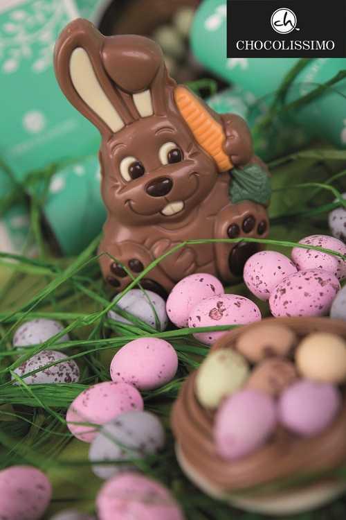 Schokoladengeschenke zu Ostern von CHOCOLISSIMO