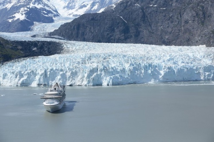 Princess Cruises bietet 2022 ein umfangreiches Alaska-Programm
