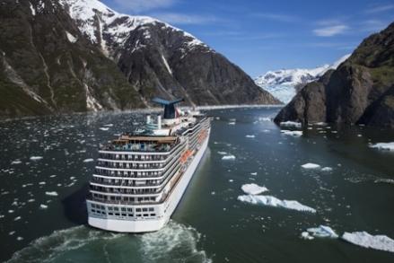 Die Carnival Miracle startet ab dem 27. Juli zu Alaska-Kreuzfahrten