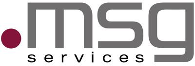 Logo msg services