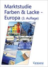 Marktstudie Farben und Lacke - Europa (3. Auflage)