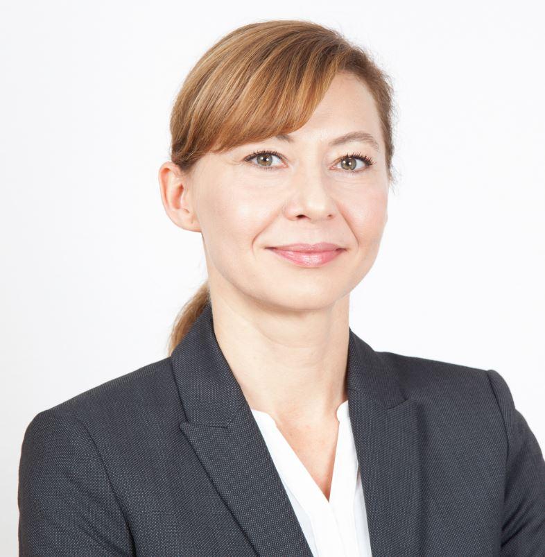 Janet Hochi, neuer Geschäftsführerin des Biogasrat+ e. V.