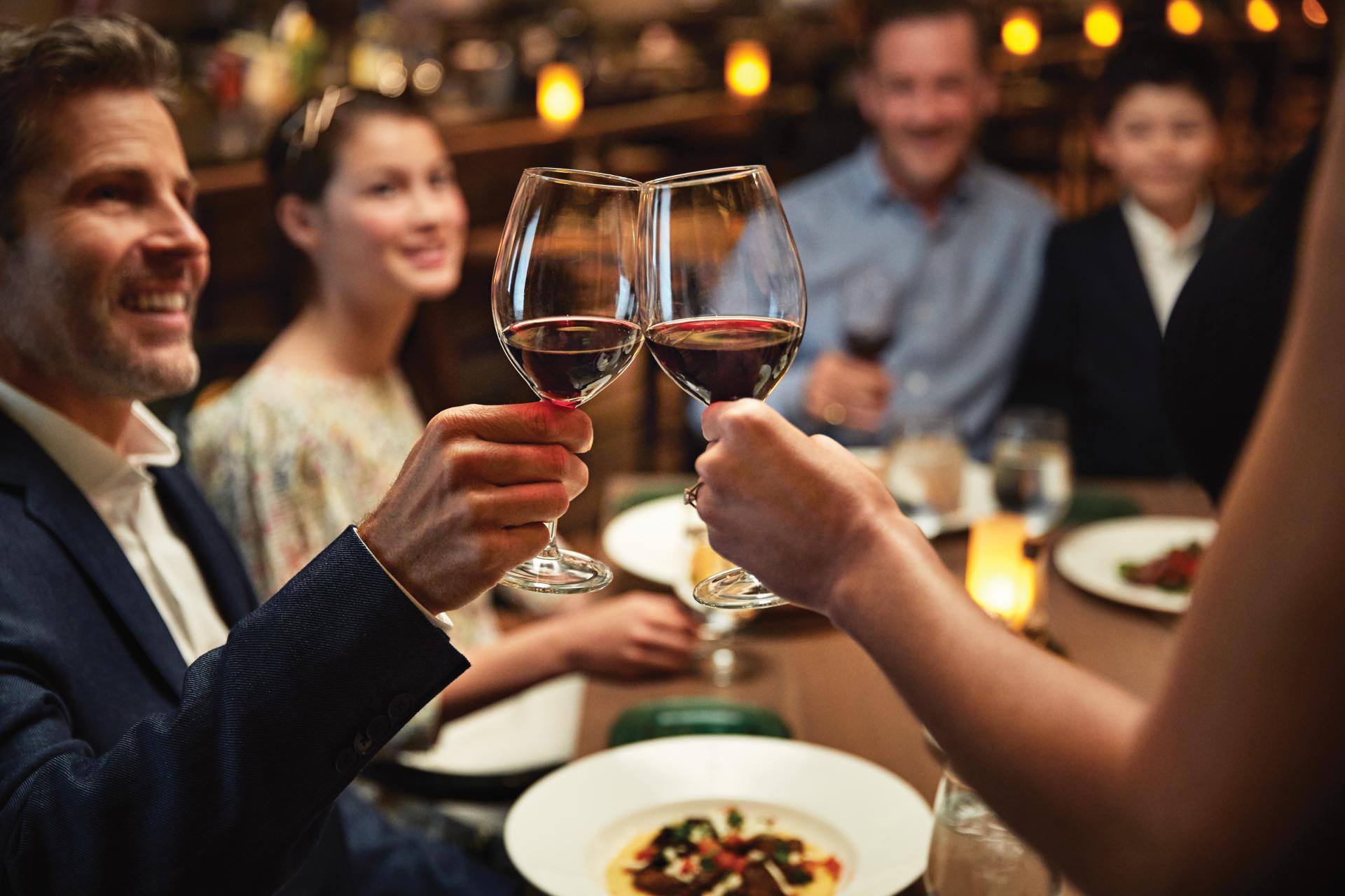 Mit Dine My Way ist die Tisch-Reservierung an Bord spielend einfach