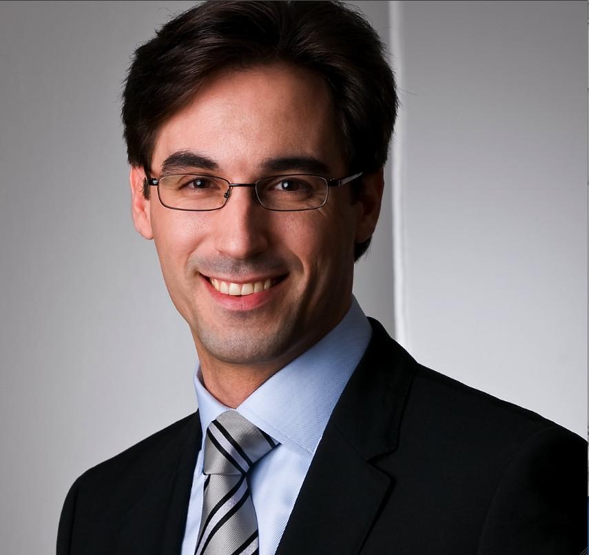 Stefan Tewes, Geschäftsführer der canacoon GmbH